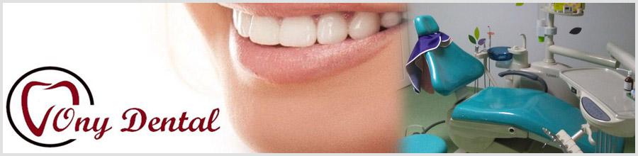 Cabinet stomatologic Ony Dental Bucuresti Logo