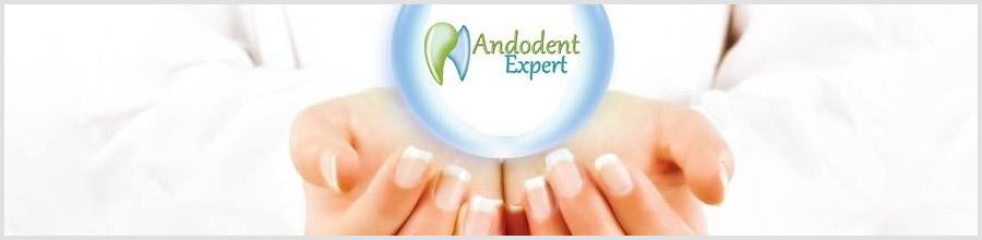 Cabinet stomatologic Andodent expert Bucuresti Logo
