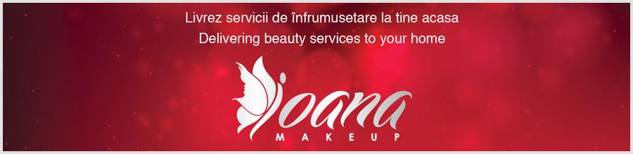 Ioana Makeup Logo