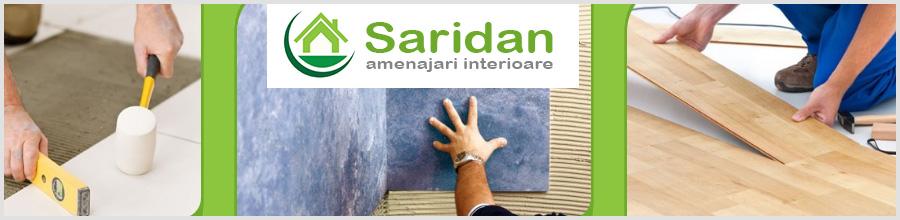 SARIDAN SOLUTIONS - Servicii complete de amenajari interioare Bucuresti-Ilfov Logo