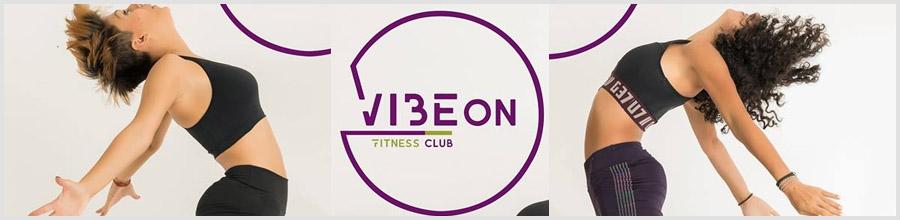 VibeOn Fitness Club (sala aerobic) Bucuresti Logo