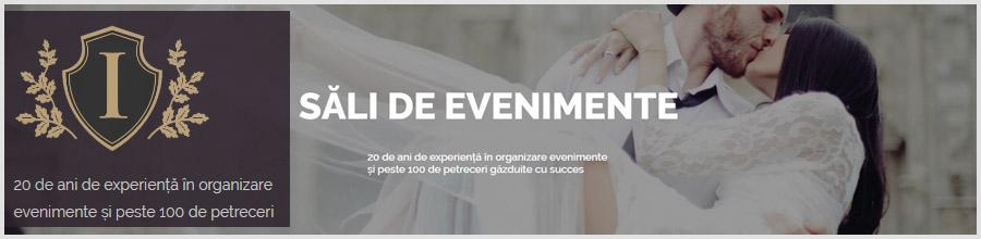 Centrul de evenimente GRAND IMPERIAL DELUXE Valcea Logo