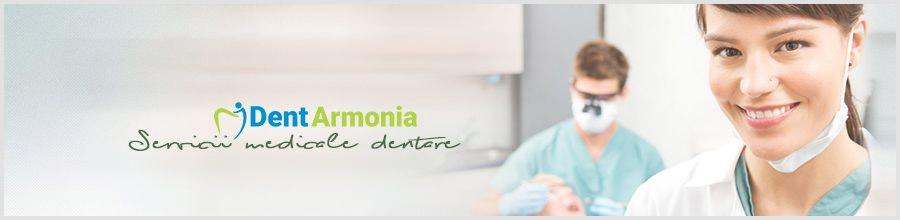 Dent Armonia- clinica dentara-Bucuresti Logo