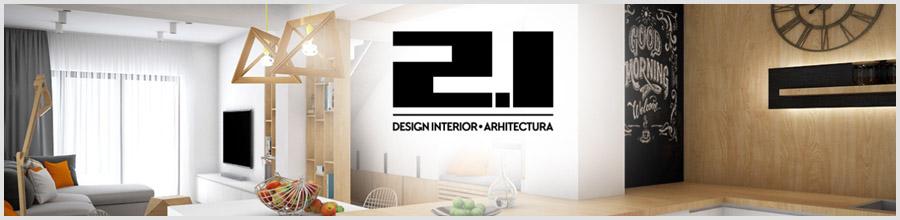 Birou Arhitectura Studio 2.1 Bucuresti Logo