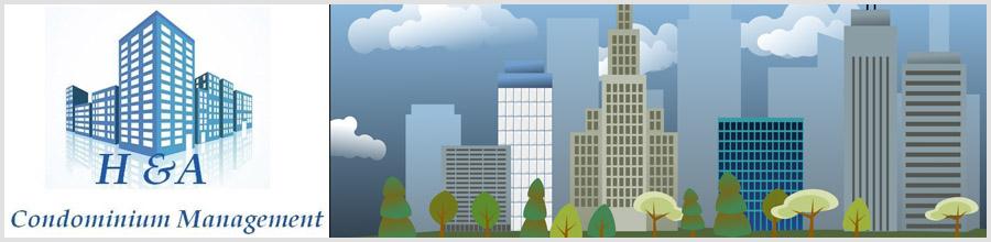 H&A Condominium Management administrare imobile Bucuresti Logo