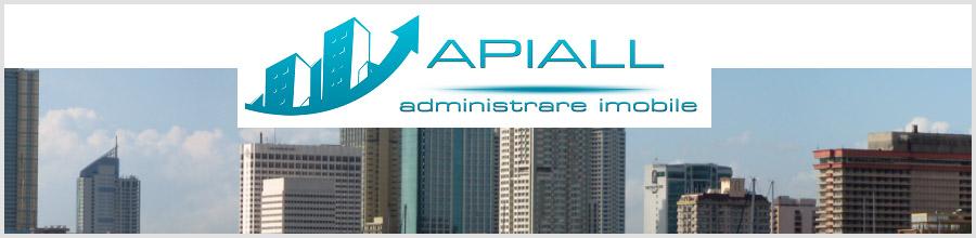 Apiall Administrare Imobile Bucuresti Logo