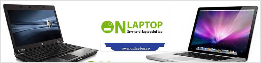 Centrul OnLaptop Centru de reparatii laptop Bucuresti Logo