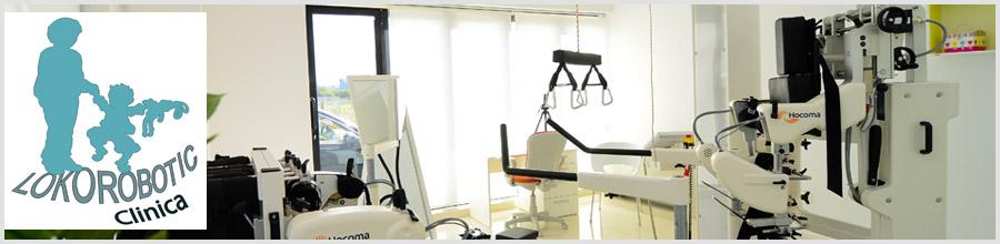 Clinica LOKOROBOTIC recuperare medicala Otopeni Logo