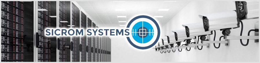 Sicrom Systems sisteme de securitate Bucuresti Logo