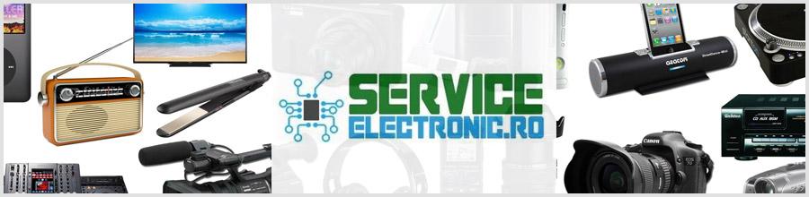Serviceelectronic - Reparatii electrocasnice Bucuresti Logo