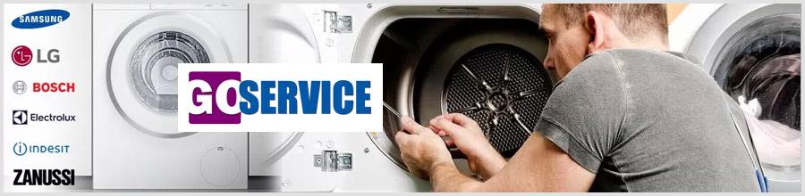 GoService Reparatii masini de spalat Bucuresti Logo