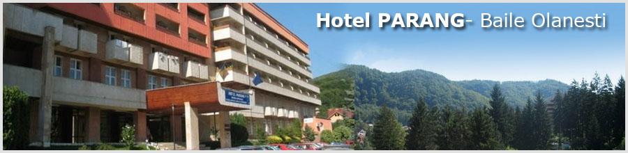 Hotel PARANG- Baile Olanesti Logo
