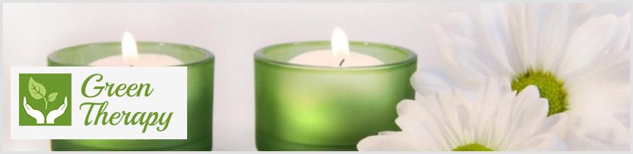 Green Theraphy recuperare medicala / kinetoterapie Bucuresti Logo