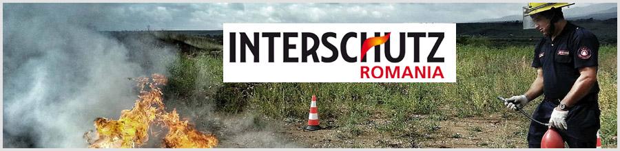 Interschutz solutii domeniul situatiilor de urgenta Bucuresti Logo