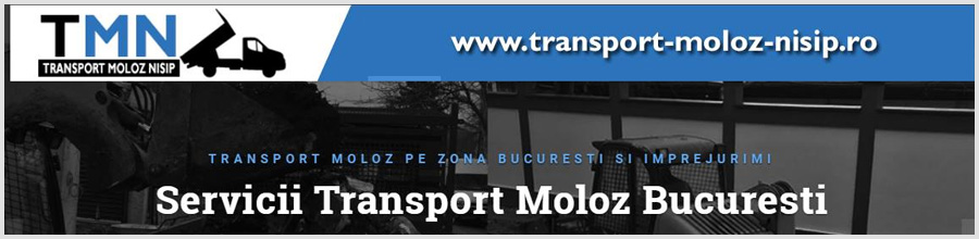 Transport moloz Bucuresti TMN Logo