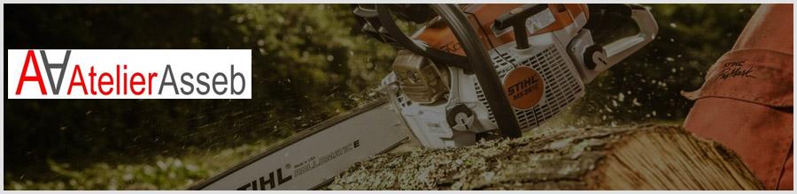 Atelier Asseb reparatii scule si utilaje Bucuresti Logo