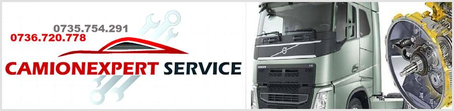 Camion Expert Service reparatii camioane Bucuresti Logo
