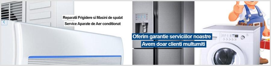 Reparatii si intretinere frigidere, combine frigorifice Bucuresti Logo