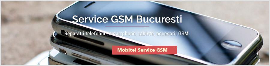 Mobitel Service GSM Bucuresti Logo