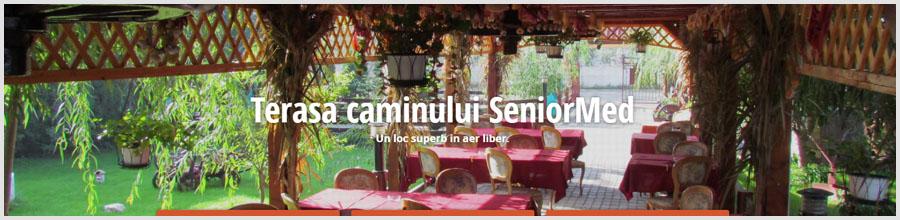 SeniorMed Camin pentru persoane varstnice Popesti Leordeni Logo