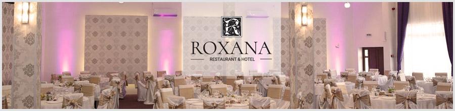 Restaurant club Roxana organizari evenimente Giurgiu Logo