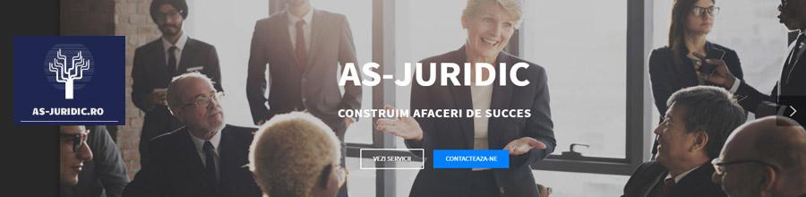As Juridic consultanta financiara Bucuresti Logo