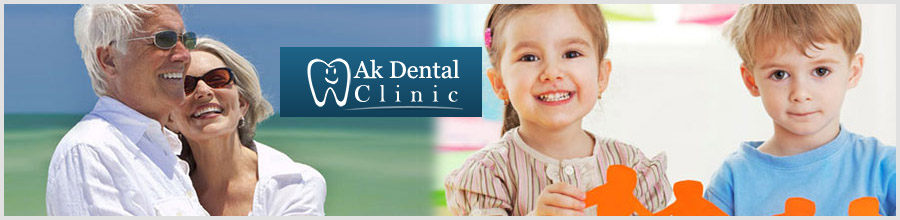Ak Dental Clinic Bucuresti Logo