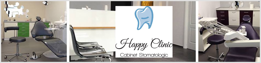 Happy-Clinic-cabinet stomatologic- Bucuresti Logo