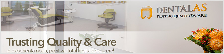 Cabinet Stomatologic Dental As Bucuresti Logo