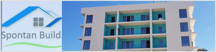 Spontan Building Servicii complete de constructii Constanta Logo