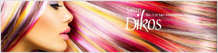 DIKOS SALON Logo