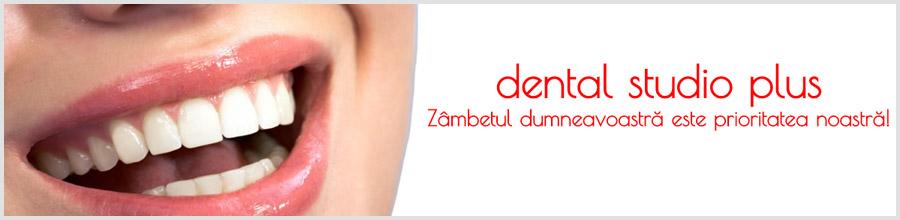 Dental Studio Plus-cabinet stomatologic- bucuresti Logo