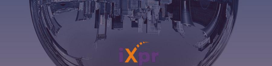 IXPR Development&COnsulting Marketing online Bucuresti Logo