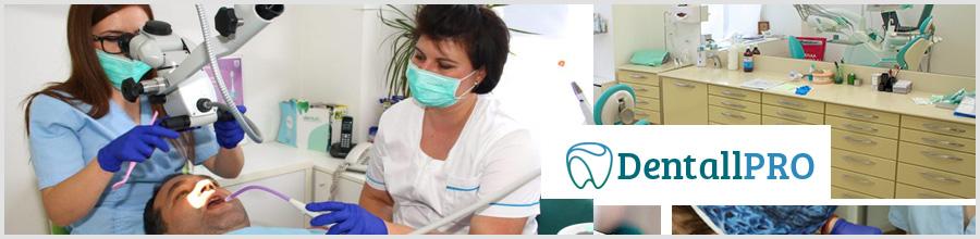 Clinica stomatologica DentallPro Bucuresti Logo