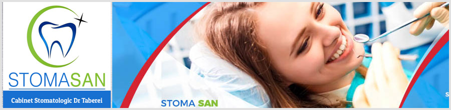 Stoma-San- cabinet stomatologic-Bucuresti Logo