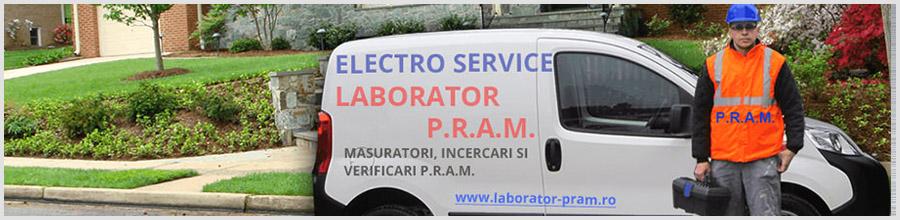ELECTRO SERVICE Proiectare si executare instalatii electrice Logo