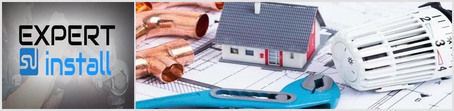 Expert Install Servicii profesionale pentru instalatiile casei tale Logo
