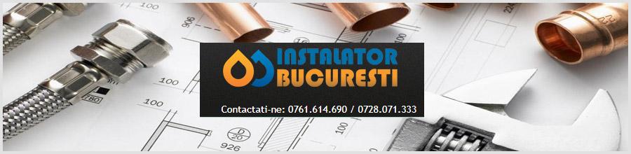 C&S Service Instalatii sanitare, termice, electrice si de gaze Bucuresti Logo