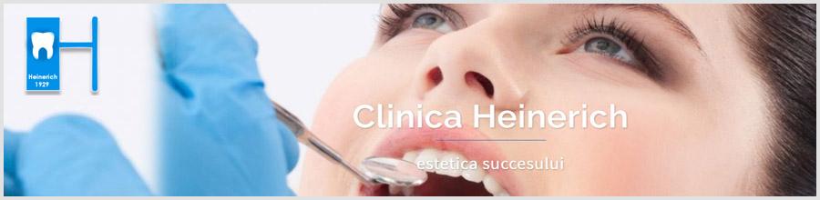 Heinerich 1929 -clinica stomatologica-Bucuresti Logo
