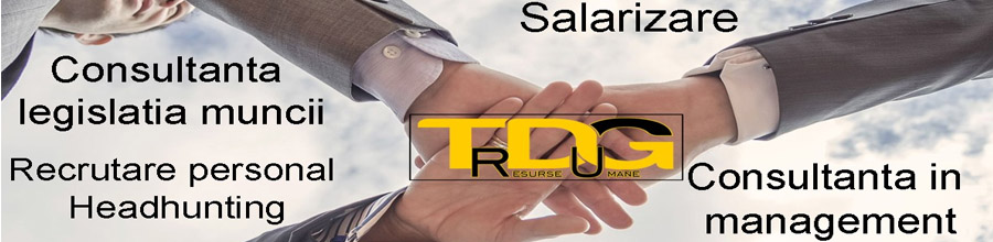 Trading Resurse Umane - administrare personal Bucuresti Logo