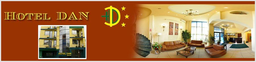 HOTEL DAN*** Logo
