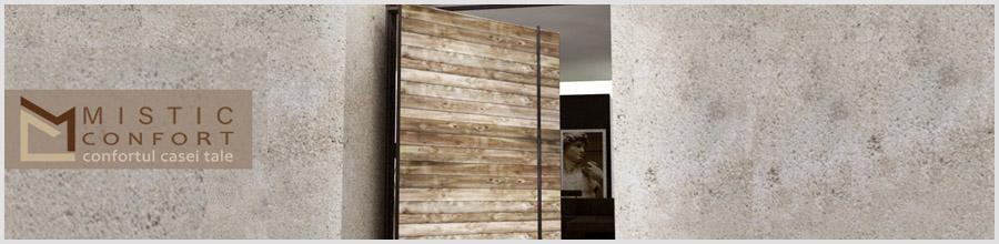 Mistic Confort - Tamplarie lemn, PVC, Timisoara Logo