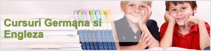 Global Learning Cursuri de limba engleza si de limba germana Bucuresti Logo
