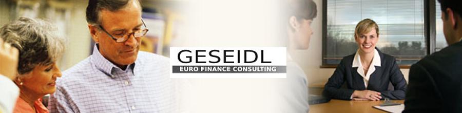 GESEIDL EURO FINANCE CONSULTING contabilitate Ploiesti Logo