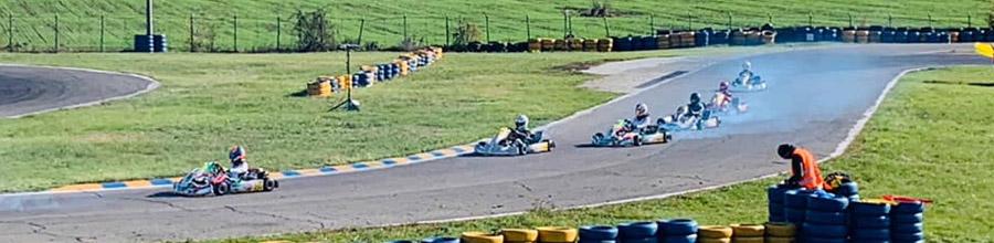 Amckart Karting - Carting Ilfov Logo