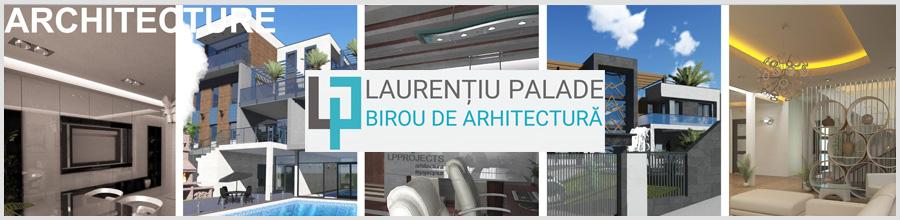 Laurentiu Palade, Cluj-Napoca - Birou de arhitectura Logo