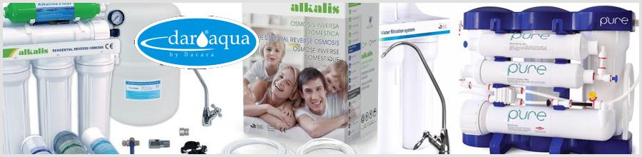Daraqua filtre si purificatoare de apa Cluj Logo