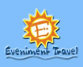 AGENTIA DE TURISM EVENIMENT TRAVEL Logo