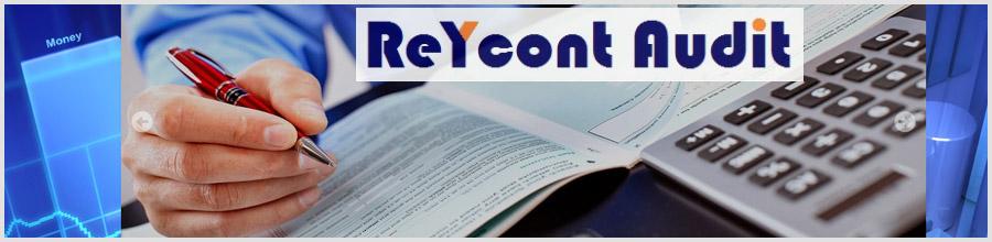 ReYcont Audit - Contabilitate si Resurse umane Bucuresti Logo
