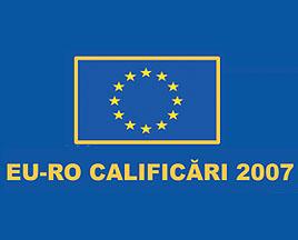 EU-RO CALIFICARI 2007 Logo
